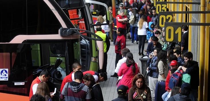 terminal de buses de valparaiso