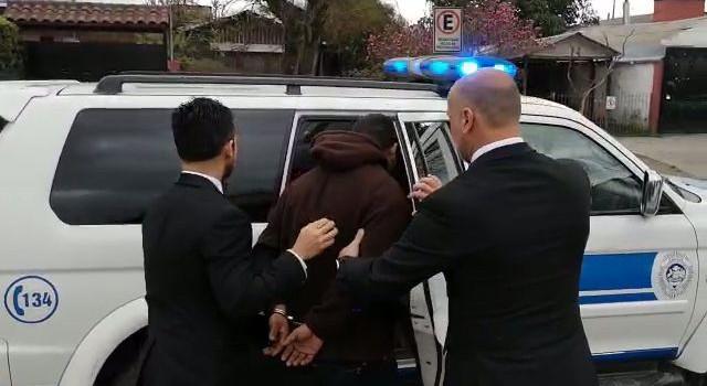 Capturan a joven que violó a mujer de 71 años