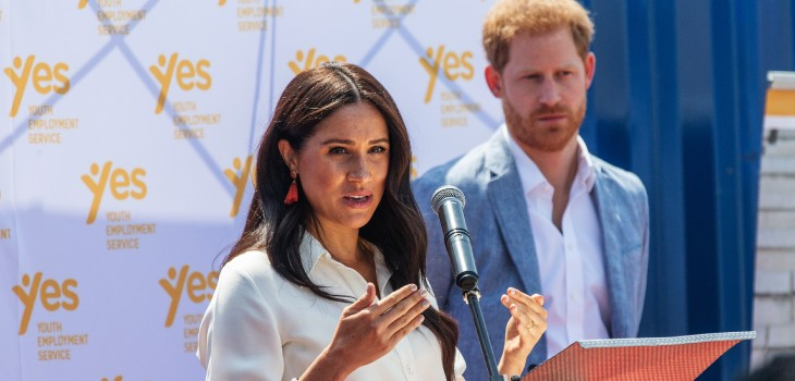 Duques de Sussex demandan a diario británico: Harry no quiere que Meghan sufra como Diana