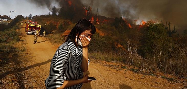 incendio en curauma