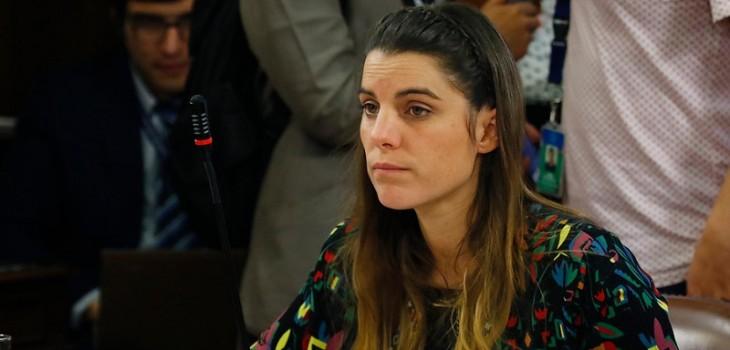 Maite Orsini pidió disculpas por acusaciones