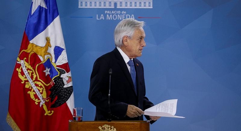 Compacto muestra anuncios de Piñera sobre el Sename desde 2011
