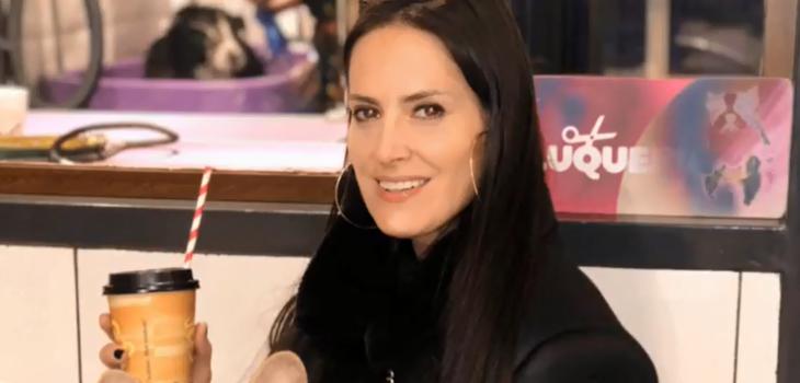 Adriana Barrientos reveló que tiene un tumor