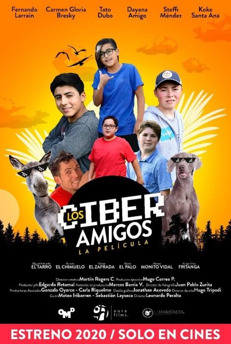 película de niños virales e incluye a Fritanga y Pollo Castillo