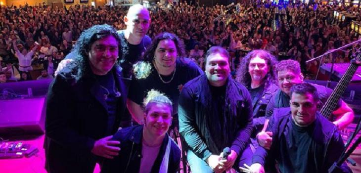 Muere integrante de la banda Garras de Amor: sufrió un accidente de tránsito