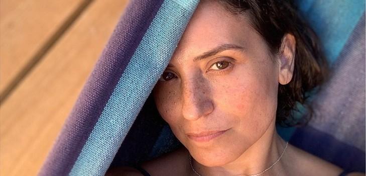 Francisca Gavilán recordo a su hermana fallecida con emotiva imagen