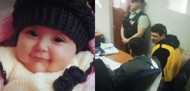 Inició juicio por crimen de Sophie: padre mantuvo su inocencia y entregaron nuevos detalles del caso