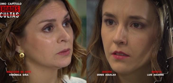 ¿Perturbador? Propuesta de Angélica a Javiera dejó en shock a seguidores de Verdades Ocultas