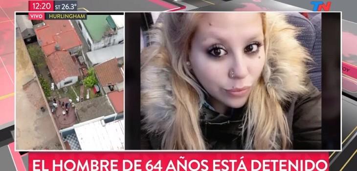 ariana palacios fue encontrada muerta en patio de su casa