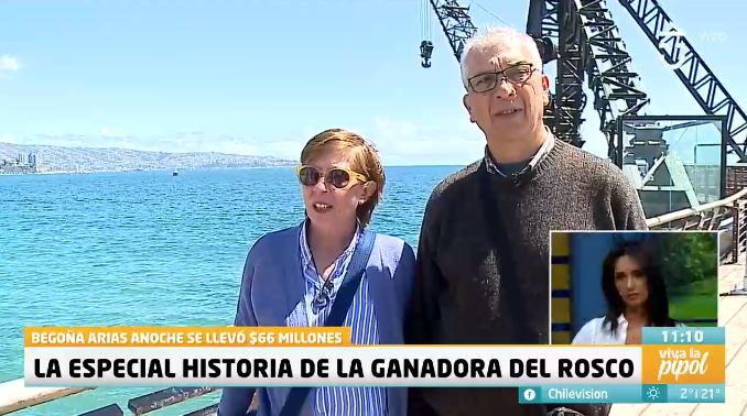 """Begoña Arias contó qué hará con el premio de """"Pasapalabra"""" y lo difícil que fue ocultar su triunfo"""