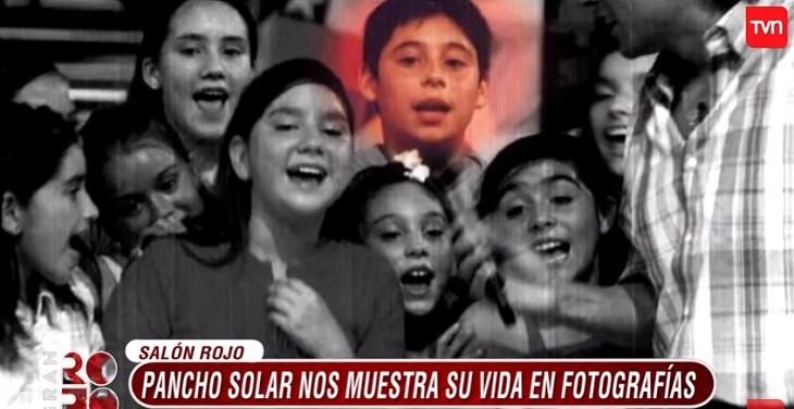 francisco solar en rojo fama contra fama