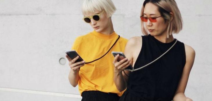 Fundas con cordón para el celular se convierte en el nuevo accesorio favorito