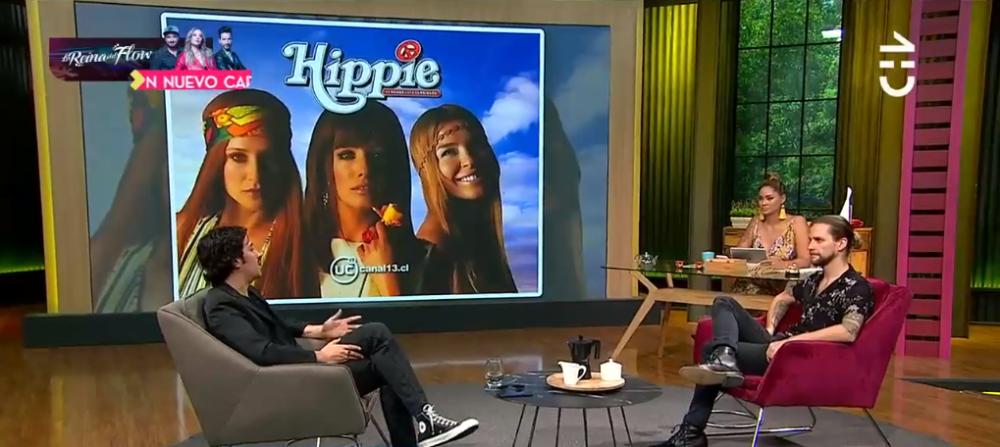 Héctor Morales rechazó papel en Hippie