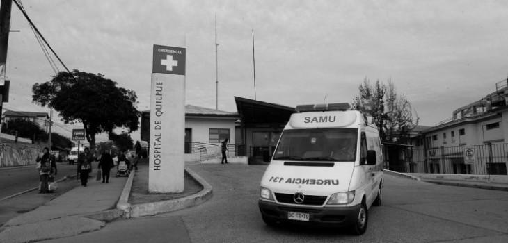 Negligencia hospital de Quilipué