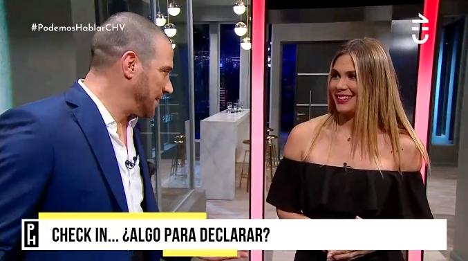 """""""¿Betsy o Camila?"""": la pregunta sobre JC Rodríguez que incomodó a Laura Prieto en 'Podemos Hablar'"""