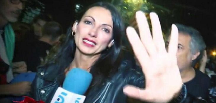 Brutal agresión a periodista española durante protestas