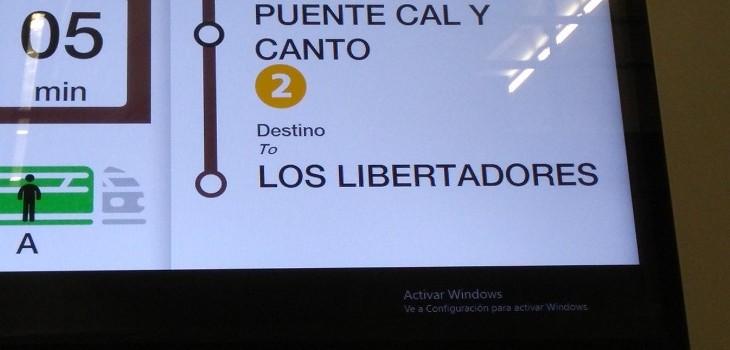 metro licencia windows