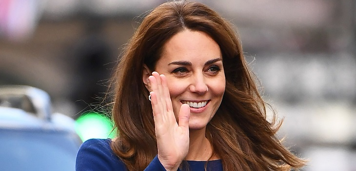 kate middleton de fiesta