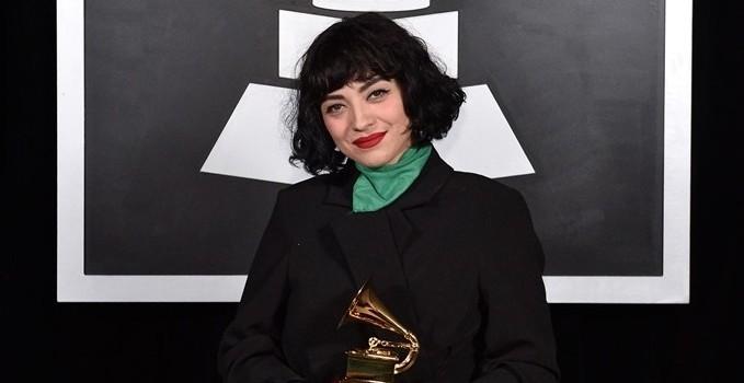 Mon Laferte ganó Latin Grammy al Mejor Álbum de Música Alternativa