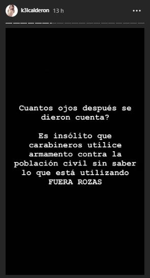 Instagram | Kel Argandoña