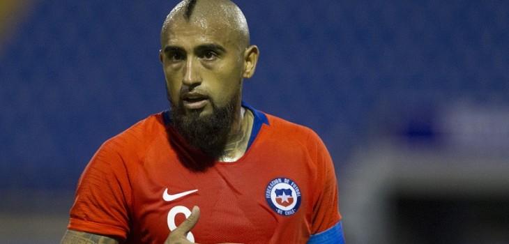 Vidal se refirió a la petición de suspender partido con Perú