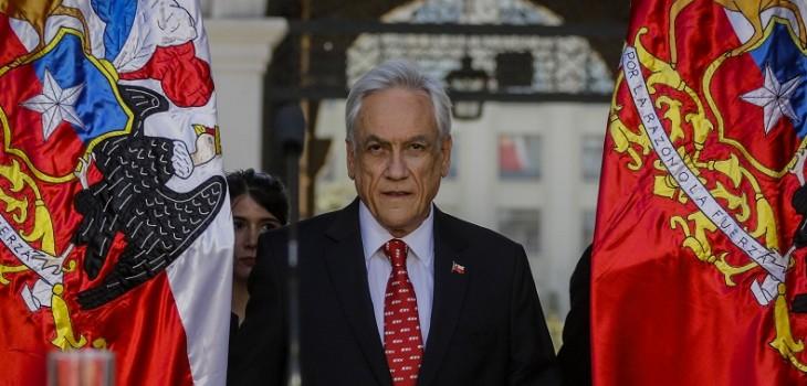 Tras convocatoria de Piñera al Consejo de Seguridad Nacional