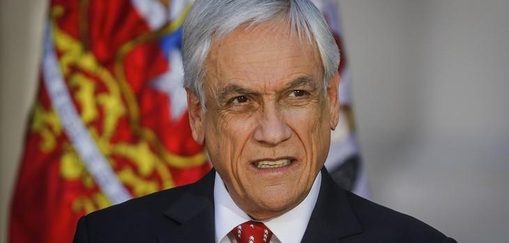 piñera declara estado de excepción