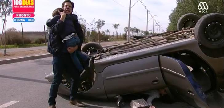 Verdades Ocultas: Lo que no debes hacer si presencias un accidente como Tomás