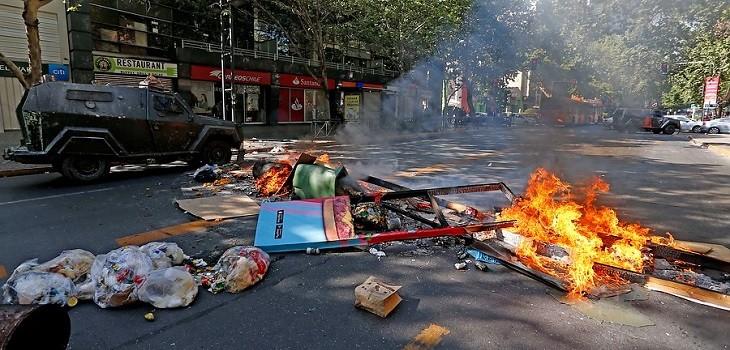 """Testimonio de manifestante se ha hecho viral por explicar por qué hace destrozos: """"Lagente está pidiendo dignidad"""""""