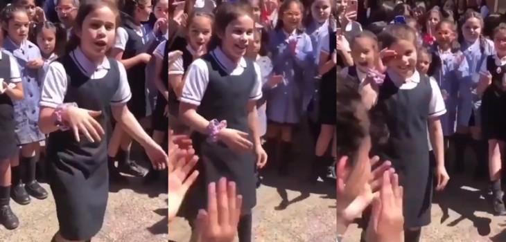 Estudiante se hace viral por su rap sobre la crisis social
