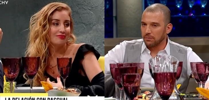 El incómodo momento entre Julián Elfenbein y Daniela Castro en PH: animador le ofreció disculpas