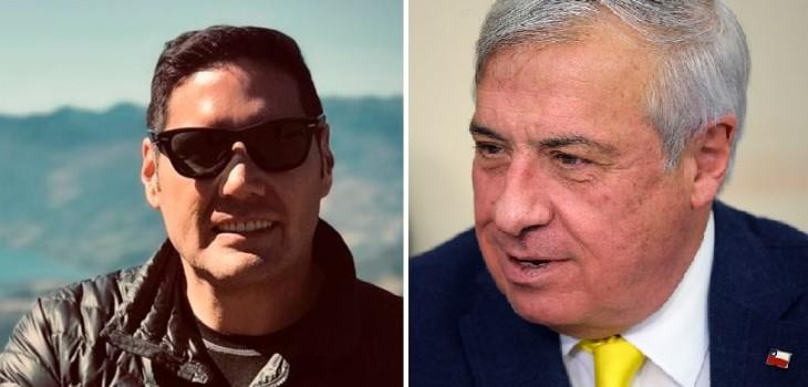 Pancho Saavedra 'acusa' a Jaime Mañalich de bloquearlo