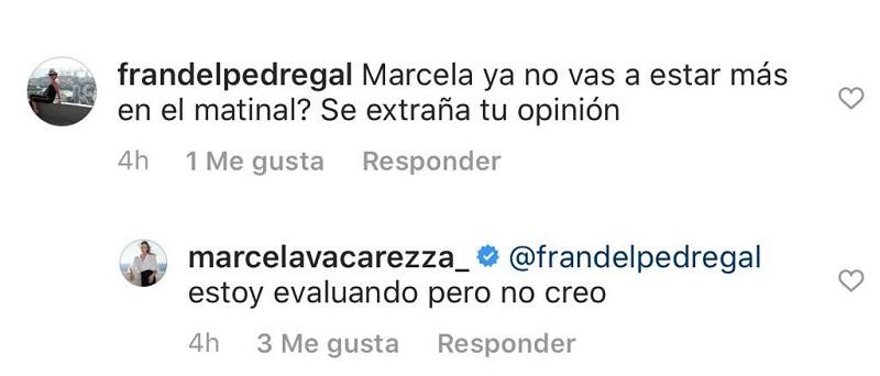 El incierto futuro de Marcela Vacarezza y Daniel Stingo en Buenos Días a Todos