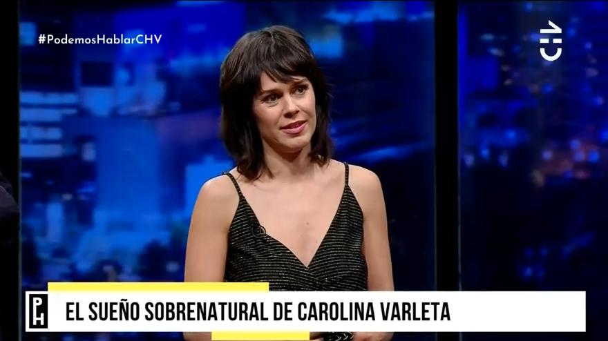 Carola Varleta relató el sueño paranormal que tuvo con Roberto Bruce