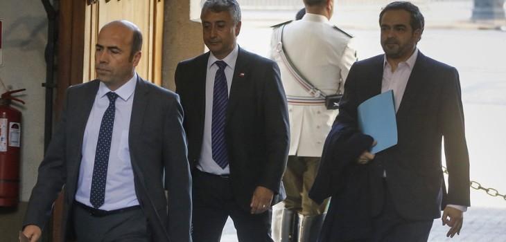 Contralor Bermúdez evidenció error jurídico de Piñera al convocar al Cosena