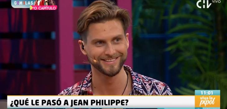 Jean-Philippe Cretton estrenó drástico cambio de look en Viva la Pipol: se despidió de su pelo largo
