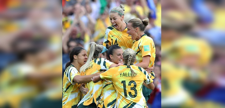 anuncian que selección femenina de Australia ganará lo mismo que la masculina