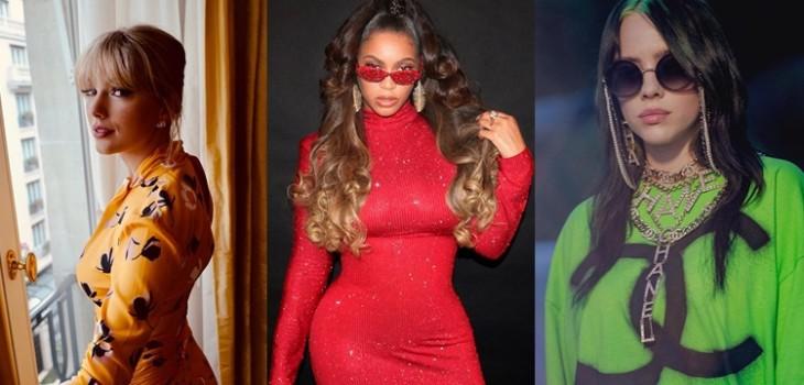 Estos son los nominados a los Grammys 2020
