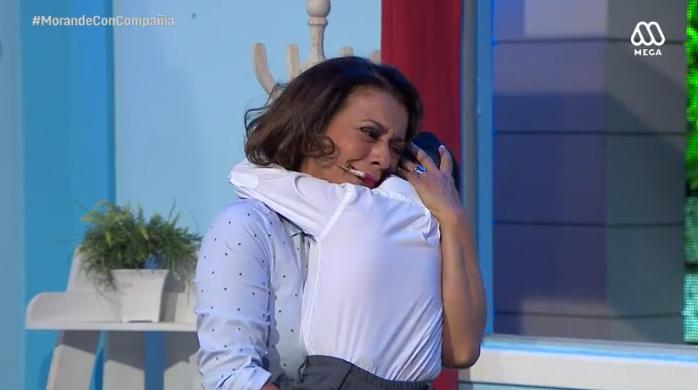 así fue el emotivo regreso de Paola Troncoso a 'Morandé'