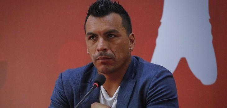 Esteban Paredes y molestía por programación del Campeonato Nacional: