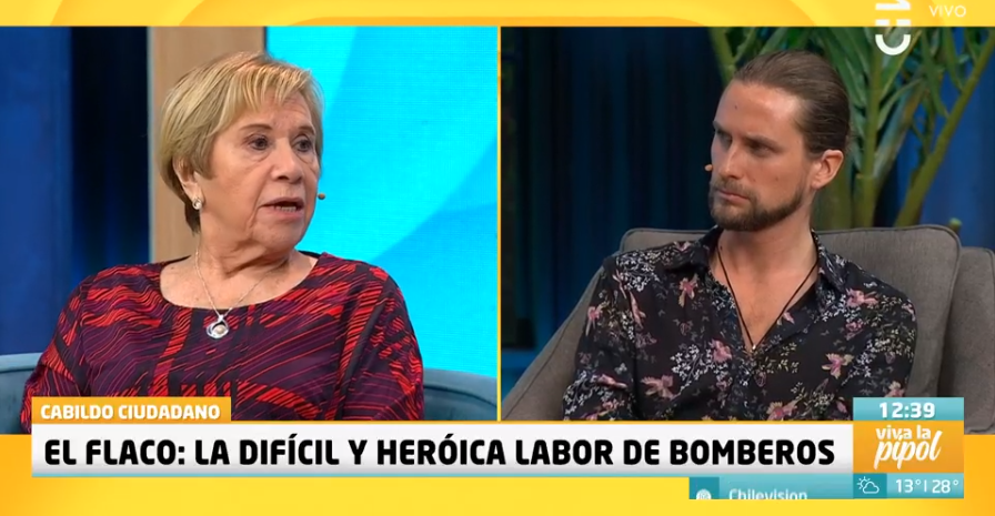 Paty Cofré sobre crisis en Chile