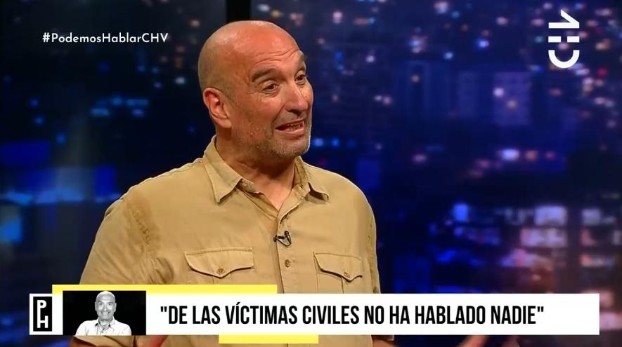 La consulta sobre carabineros que generó controversia en Podemos Hablar