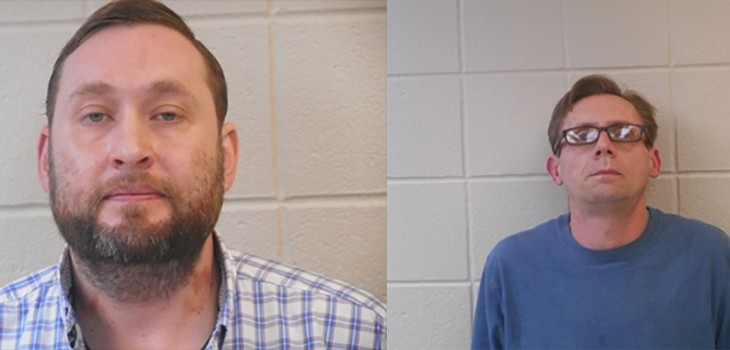 profesores de química detenidos