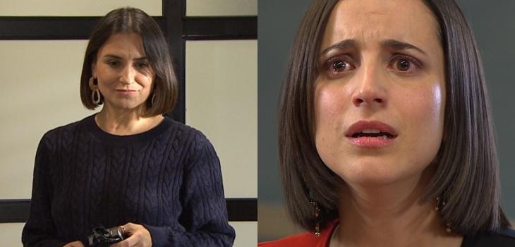 La cruel jugada de Eliana contra Rocío en Verdades Ocultas: