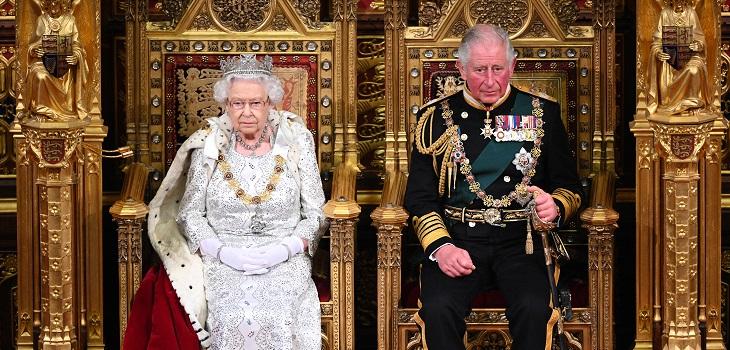 príncipe carlos llegaría al trono