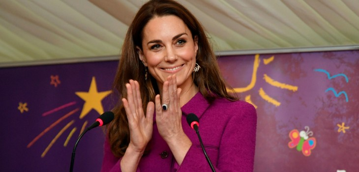 Kate Middleton llevó tendencia de calzado que probablemente tienes en tu clóset