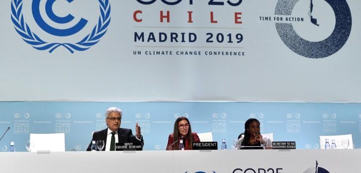 Acuerdo COP25