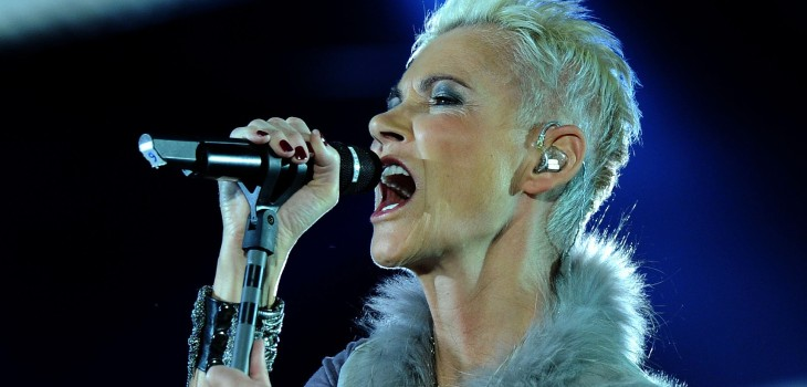 Murió Marie Fredriksson, la vocalista de Roxette