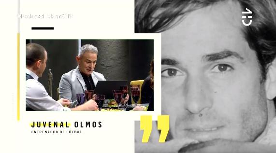 Olmos relató que vistió a Raimundo Tupper luego de su suicidio: el resto de sus compañeros se negó