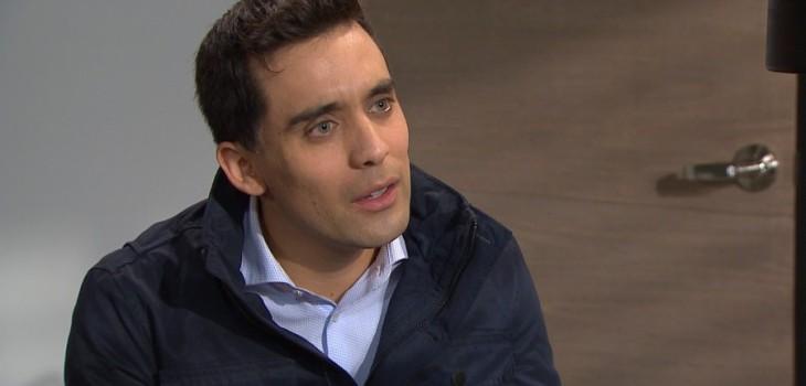 Actor que interpreta a Gonzalo se sumará a 'La Torre de Mabel' en Canal 13